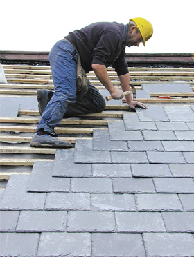 153863-roofing-and-cladding-roofer-nailing-slate