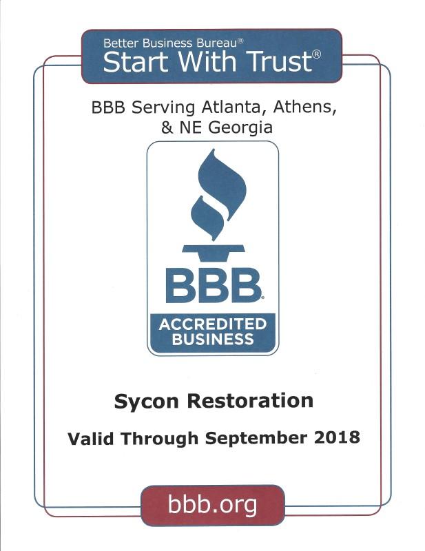 Sycon Restoration, Roofing Contractors, Monroe, GA