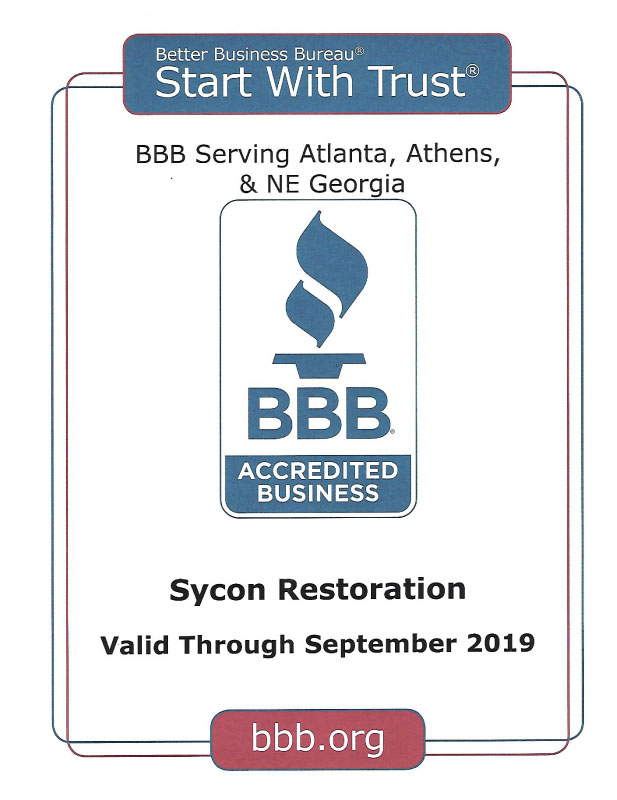 Sycon Restoration, Roofing Contractors, Monroe, GA